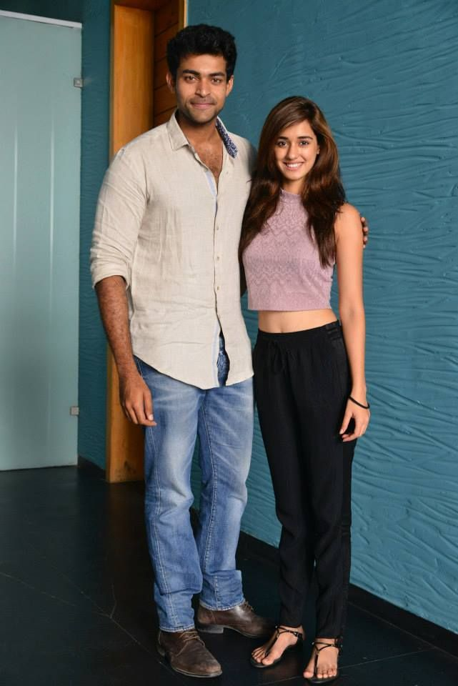 Varun Tej's Loafer Movie Launched!