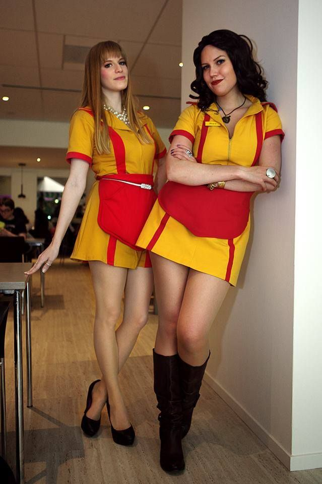 Cosplayers Ilona Cosplay And E-Chan Cosplay Characters -8814