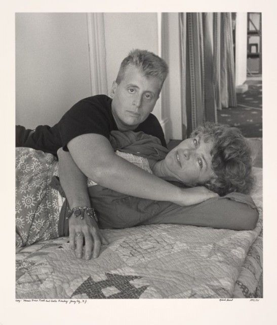 Leslie Feinberg. Wouldn't know about butch without her/hym. Thank You. From the bottom of my heart.