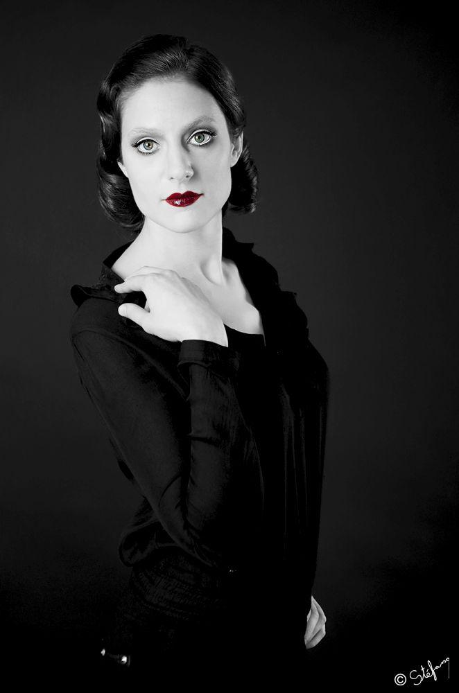 Shooting with Emily. MUA : Ella Moran, Hairstylist : M-C Monier #photography