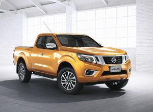 2015 Nissan Navara interior also has a completely new design,