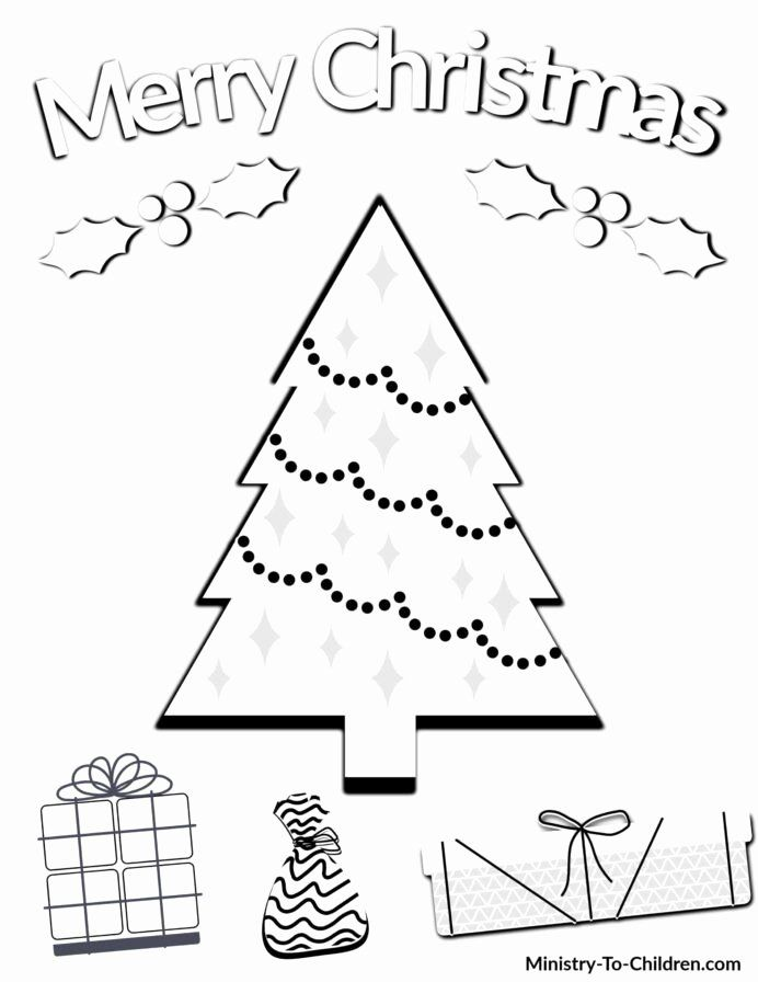 Www Christmas Coloring Sheets