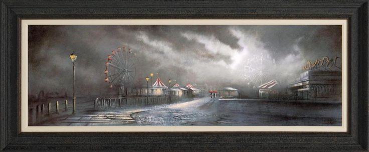 Come Rain Or Shine, Bob Barker - Framed