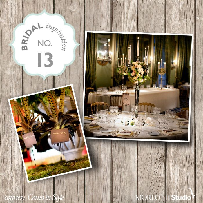 Como in Style - Bridal Inspiration n°13 - http://www.morlotti.com #wedding #matrimonio