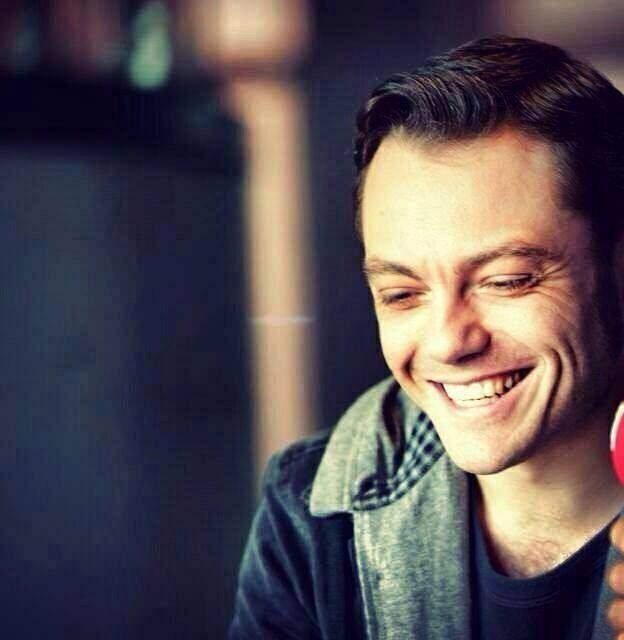 Love his smile