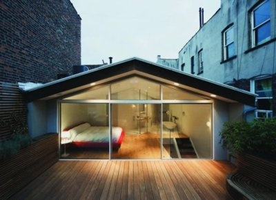 Where is the Cool?: Dreams Bedrooms, Cool Bedrooms, Decks, Little House, Dreams House, Glasses Wall, Roof Terraces, Architecture, Modern House