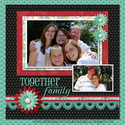 #scrapbook #scrapbooking #layout | http://my-scrapbook-photos.blogspot.com