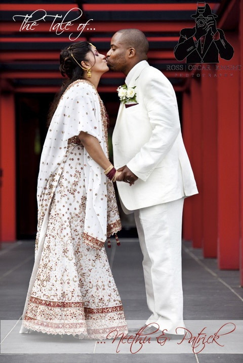 AMERICAN & INDIAN WEDDING