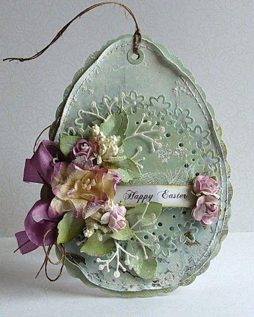 Dorota_mk, Easter tag
