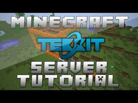 How To Make A Minecraft TEKKIT Multiplayer Server 1.6.2 (Tutorial) + Port Forwarding - http://dancedancenow.com/minecraft-lan-server/how-to-make-a-minecraft-tekkit-multiplayer-server-1-6-2-tutorial-port-forwarding/