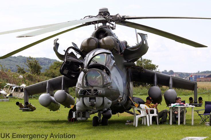3371 Mil Mi-24 Hind Czech Air Force