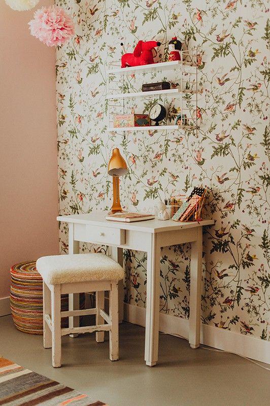 Styling en kleuradvies kinderkamer  - Je Ideale Huis/ fotografie Sjoerd Booij