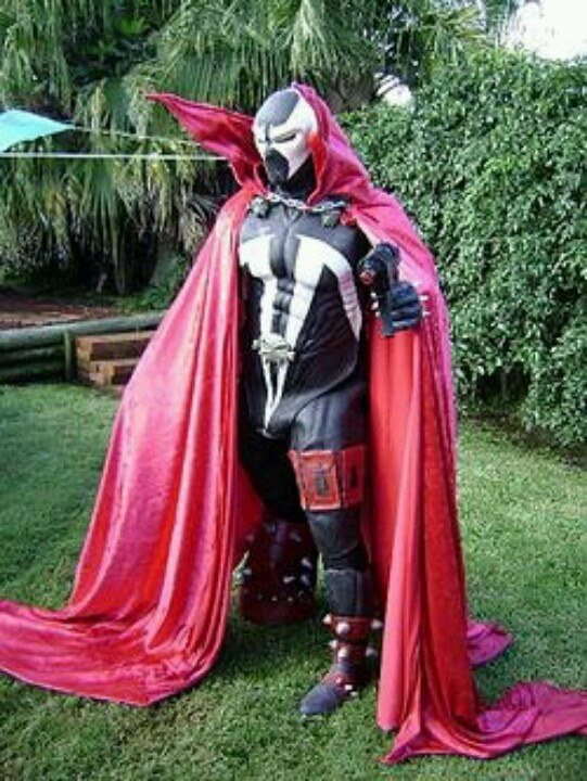 Sweet Spawn Costume!