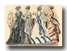 Viktorianska klänningar - 6
