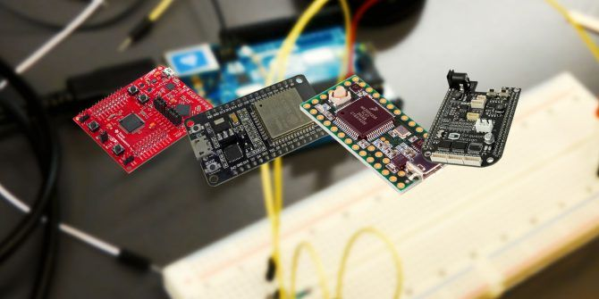 You Can Do Better Than Arduino: Try These Microcontrollers