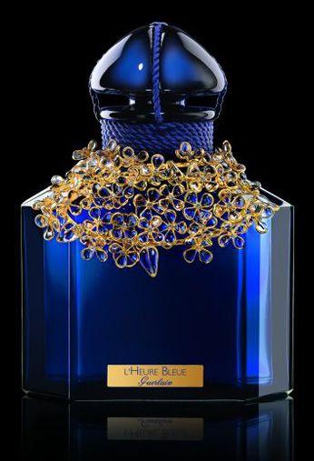 L'Heure Bleue 100 Anniversaire Guerlain perfume - a new fragrance for women 2012