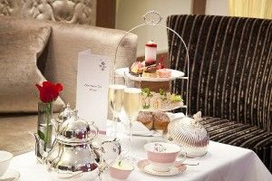 Afternoon Tea at the Royal Horseguard in London