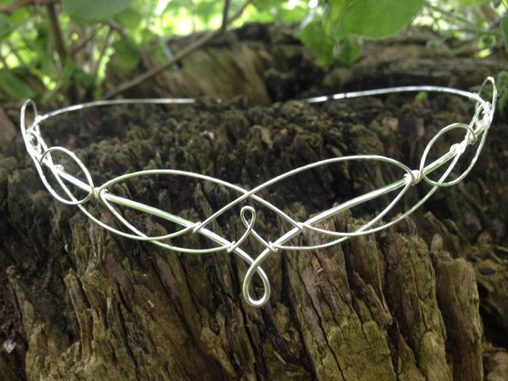 A personal favourite from my Etsy shop https://www.etsy.com/uk/listing/449236352/wedding-circlet-silver-circlet-boho