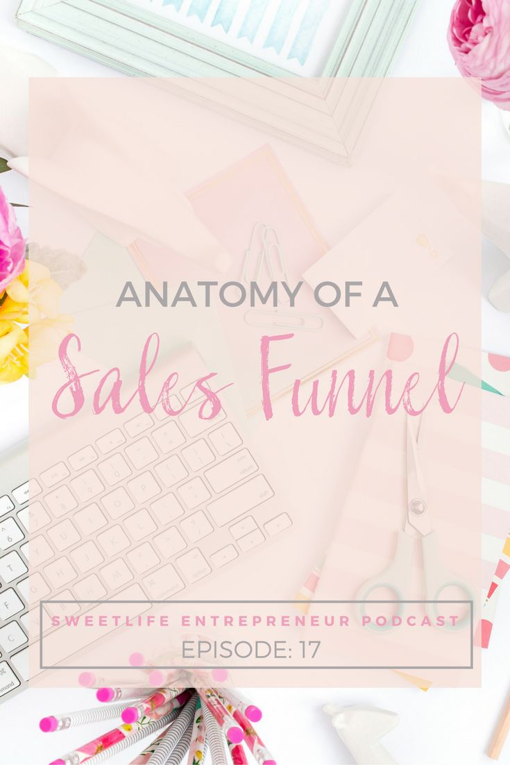 In this week's episode, I'm breaking down basic sales funnel anatomy and function.  Dream of being a mompreneur? Do you have all kinds of creative business ideas swirling in your brain, just waiting to become a reality? Meet April Beach - the business launch strategist for female entrepreneurs. The SweetLife Entrepreneur Podcast is your one-stop shop for training, strategy, and tools to get you ready to build a life you LOVE!