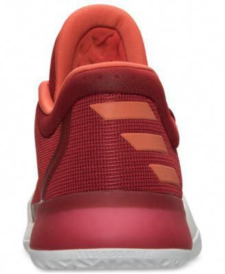 13408557bb6 adidas Men s Harden Vol. 1 Basketball Sneakers from Finish Line - WHITE RED  11.5  basketballsneakers