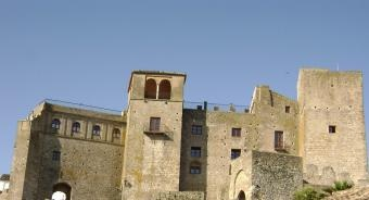 Castillo de Castellar [Castellar de la Frontera, Cadiz - 24/02/2012] I'm there. No two ways about it.