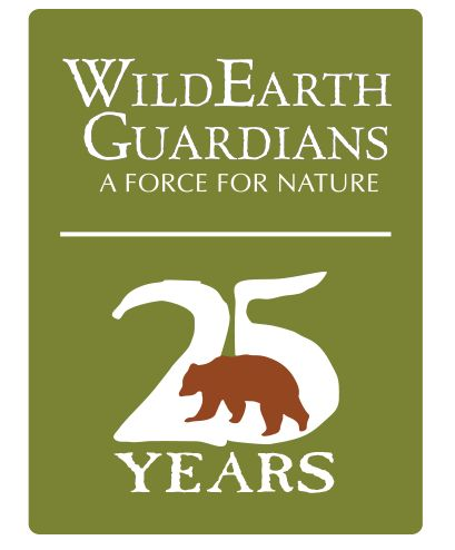 Sustainable Sundays: 25 Years of our WildEarth Guardians. Thanks!