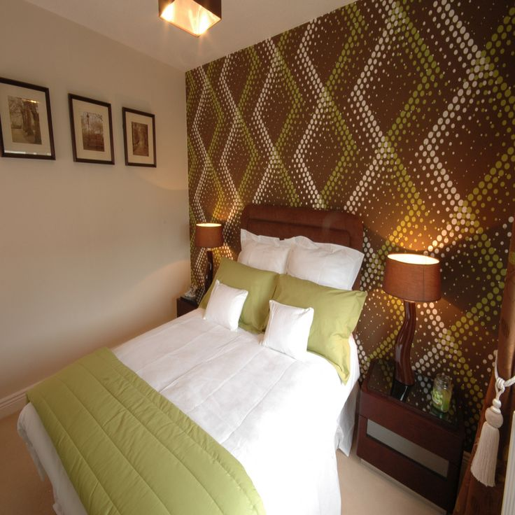 Green Brown Bedroom - Master Bedroom Ideas Pictures Check more at http://maliceauxmerveilles.com/green-brown-bedroom/
