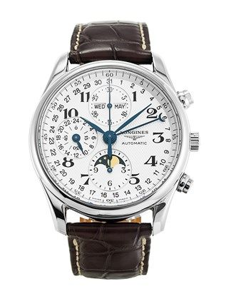 Longines Master Collection L2.673.4.78.3 - Product Code 66114