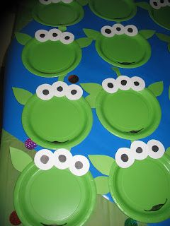 Growing Goettemoellers: David's Buzz Lightyear 4th Birthday Party