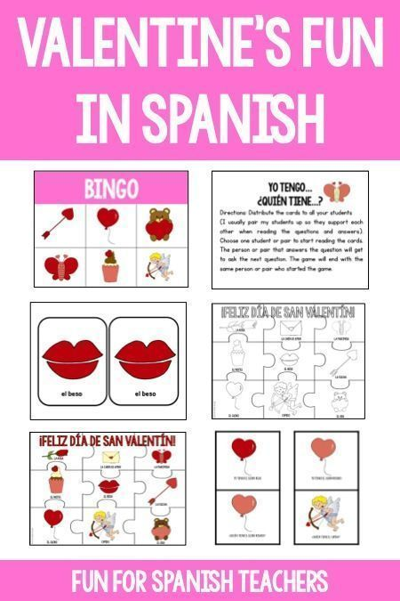 valentine 39 s fun in spanish spanish learning fun in spanish valentines games spanish. Black Bedroom Furniture Sets. Home Design Ideas