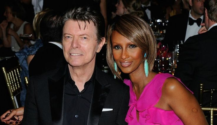 Remembering David Bowie: His Wife Iman's First Year Without Him