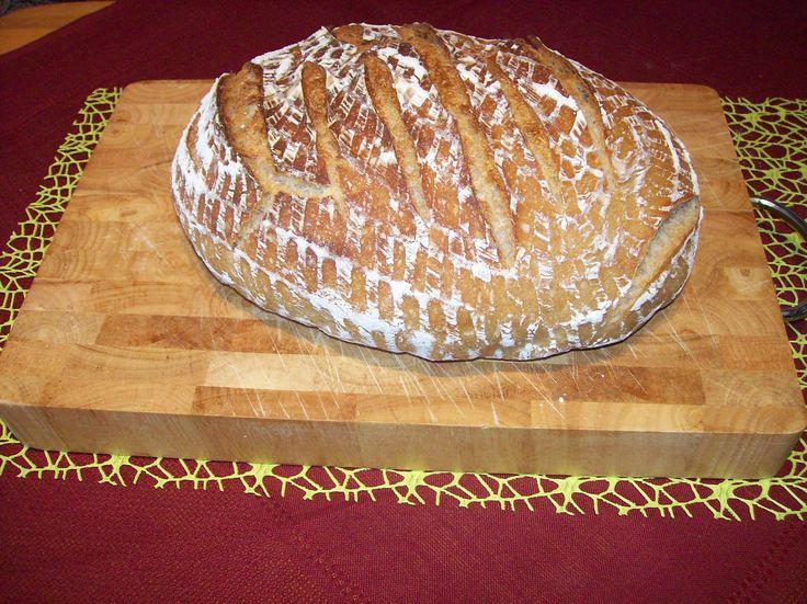 Chléb s tangzhongem