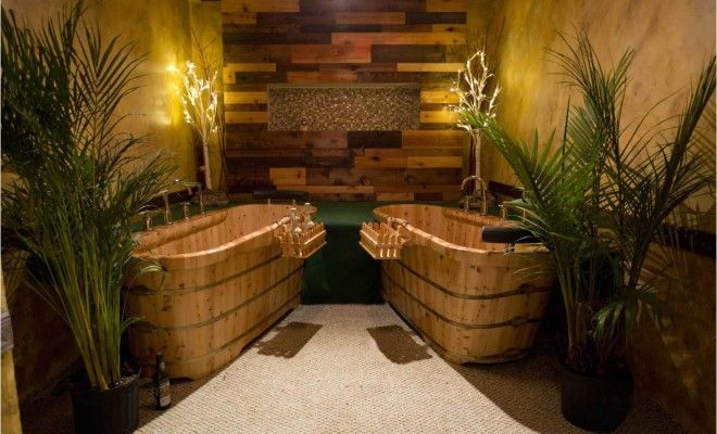 Hop in the Spa – America's first Beer Spa Opens in Sisters, Oregon