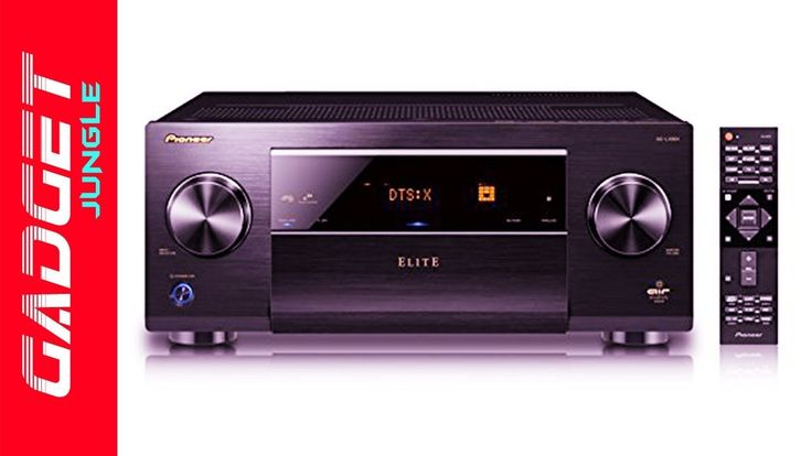 Best Home Theater Receiver Reviews 2018? Pioneer Elite SC LX801 Review