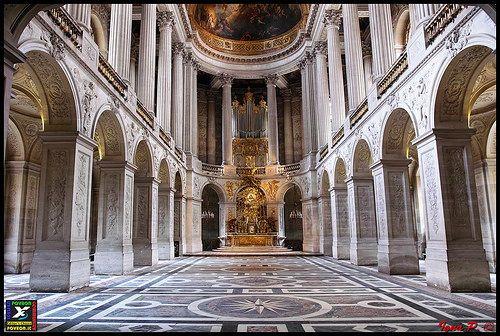 """Versailles - Cappella (Sigma SD1, Foveon)"" (Ph. Ignazio Pillitu - BeSigma) http://www.flickr.com/photos/matlin78/ Sigma SD1M + 18-35mm 1.8 @Mitch Moreland Iso 800 f/4 1/13sec http://forum.foveon.it"