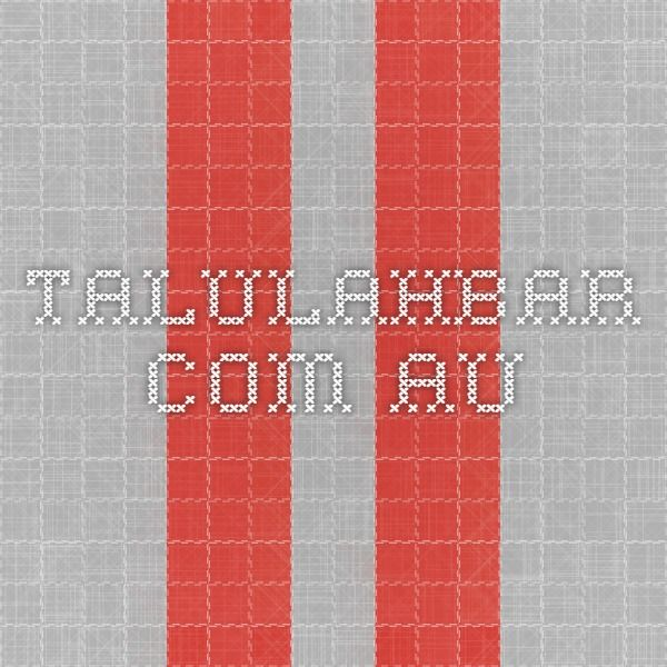 talulahbar.com.au