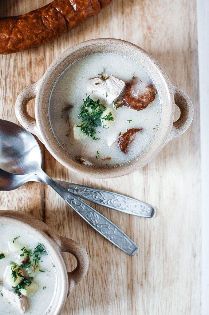 Najlepsza zupa świata – zalewajka! || Potato soup