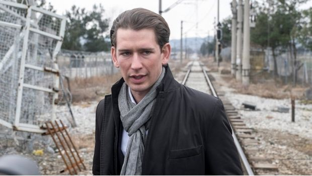 El ministro de Relaciones Exteriores de Austria, Sebastian Kurz, aseguró este martes que entiende la postura de Donald Trump en materia migratoria...