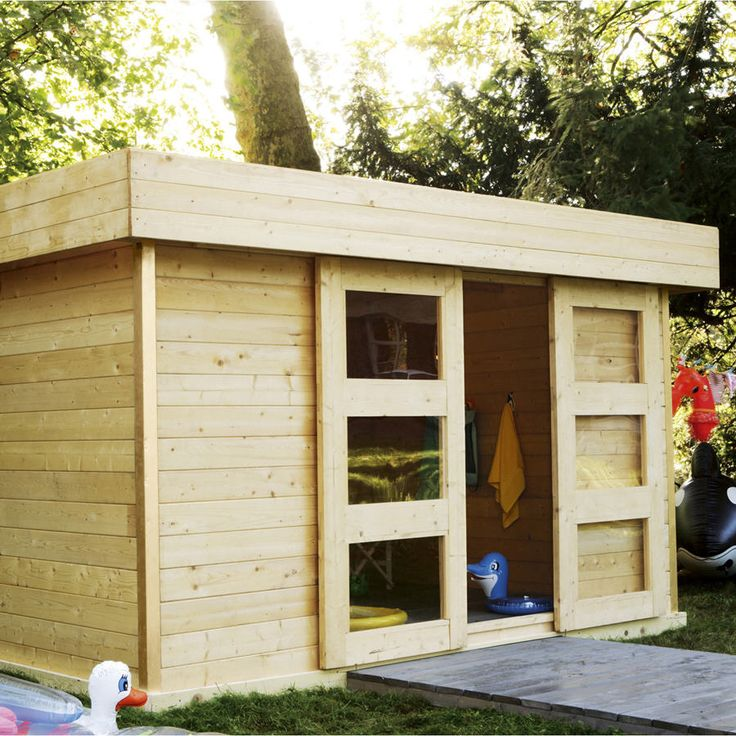 abri de jardin leroy merlin pas cher promo abri de jardin en bois stockholm 2 m p 28