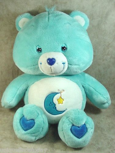 "21"" Big Giant Bedtime Bear Care Bear $24.99 