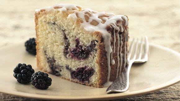 Blackberry Coffee Cake - Grandparents.com