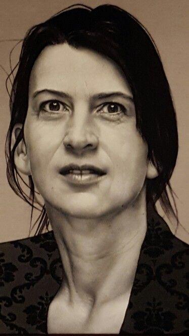 Marianne Busschers - portrait