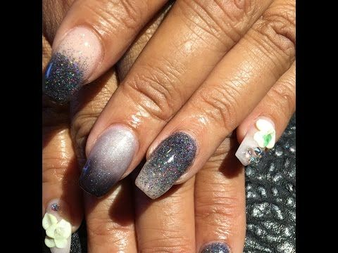 The truth behind getting acrylic nails ( prices, services , products ) - YouTube