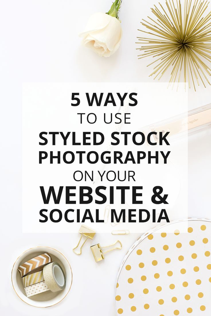 5 Ways To Use Stock Images On Your Website and Social Media — Haute Chocolate