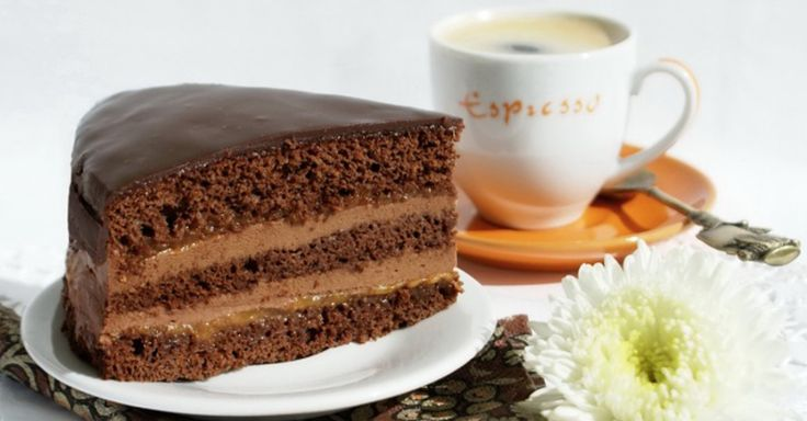 Superb Recipe For The Most Delicious Prague Cake You Will Ever Taste