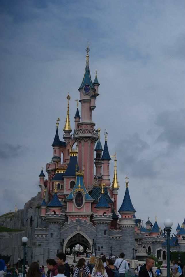 Disneyland Paris...