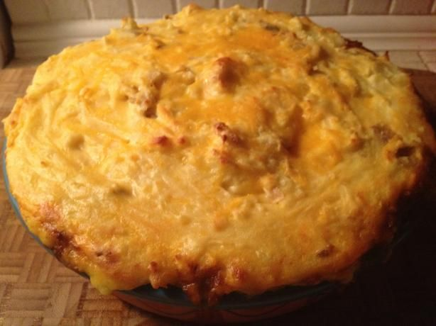 Shepherd s Pie (Gordon Ramsay) from Food.com:   								I saw this on Kitchen Nightmares and had to find the recipe. I have added corn to this before just because it has been in our other recipes. All in all it is very good and is something that has been a hit in our family.