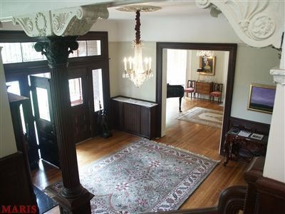 1895 St Louis MO, great detailed entry