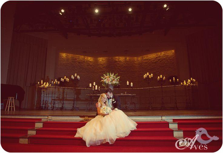 Wedding Ceremony Candles Everywhere. Pretty.