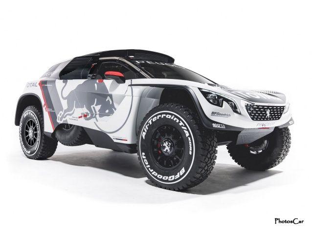 2017 Peugeot 3008 DKR: Côté technique, Peugeot Sport a principalement travaillé sur les suspensions (amortisseurs et géométrie) pour améliorer encore le comportement de l'auto, sur le refroidissement et sur la masse de la voiture, qui reste stable malgré l'apport de quelques renforts et surtout l'intégration d'un système de climatisation qui sera fort apprécié des équipages. Le mot...